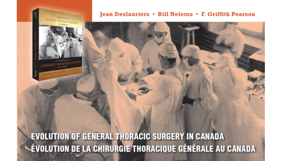 Evolution of General Thoracic Surgery in Canada